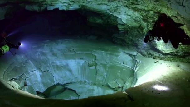 Carmen Schumacher Höhle Mallorca