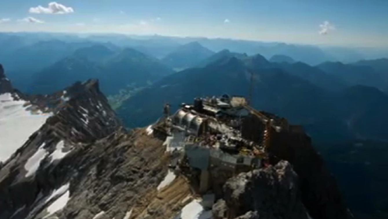 Carmen Schumacher Faszination Zugspitze